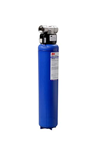3M Aqua-Pure Whole House Sanitary Quick Change Water Filter System AP902, Reduces Sediment