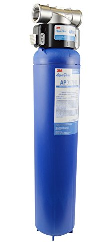 3M Aqua-Pure Whole House Sanitary Quick Change Water Filter System AP903, Reduces Sediment, Chlorine...