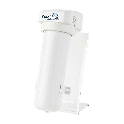 PuroSmart High Flow RO System, Counter Top Home Water Treatment System | Compact Countertop RO...