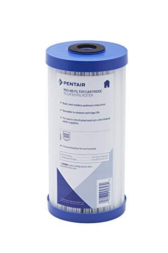 Pentek R50-BB Pleated Filter (9-3/4' x 4-1/2'), 50 Micron