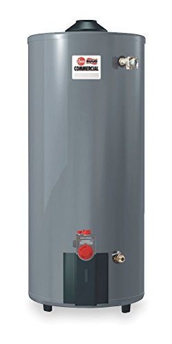 75 gal. Commercial Gas Water Heater, NG, 75, 100 BtuH