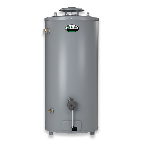 A.O. Smith Promax High Recovery Fcg-75-Lp 75,100 Btu 74 Gal Residential Lp Gas Water Heater