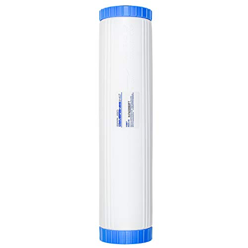 Water Softening Filter Cartridge | 20' Big Blue Universal Size | Ion Exchange Filter Softens Water |...