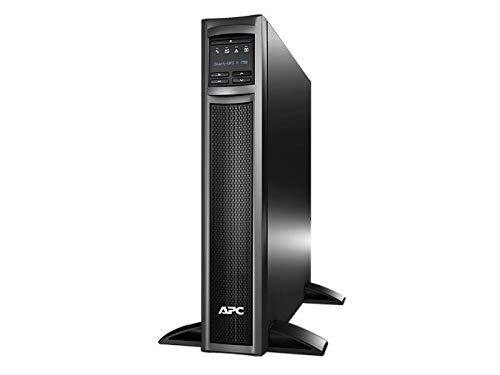 APC Network UPS, 750VA Smart-UPS Sine Wave UPS with Extended Run Option, SMX750, Tower/2U Rackmount...