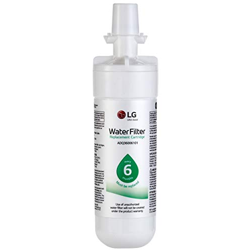 LG LT700P- 6 Month / 200 Gallon Capacity Replacement Refrigerator Water Filter (NSF42 and NSF53)...