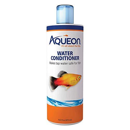 Aqueon Aquarium Water Conditioner Bottle, 16 ounces