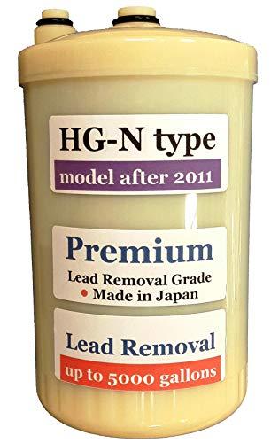 Japan Made 'HG-N' Type Premium Grade Compatible Filter for Enagic Kangen SD501HG-N 'HG-N' After 2011...