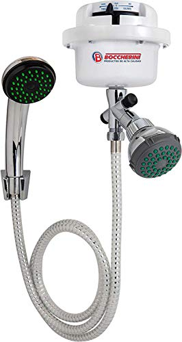 BOCCHERINI Electric Instant Hot Water Dual Handheld Shower And Shower head Heater 110V / 120V...