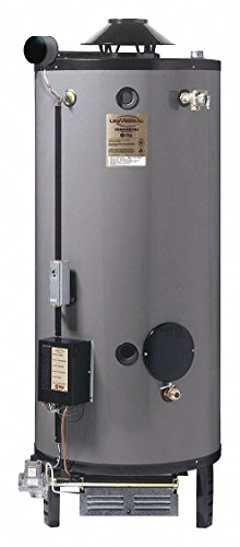 RHEEM-RUUD Water Heater,75 gal,125000 BtuH