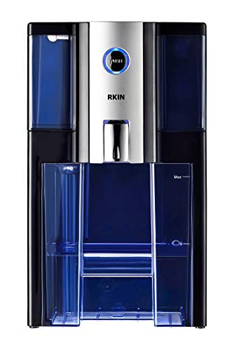 AlcaPure Reverse Osmosis Countertop Water Filter by RKIN with Patented High Capacity 4 Stage...