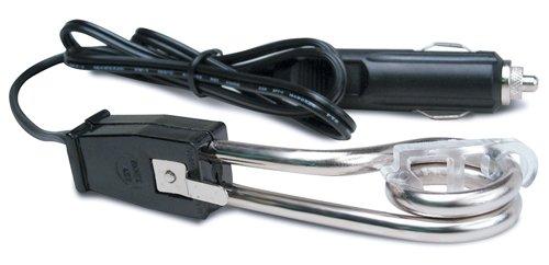 RoadPro RPBH-012 12-Volt Beverage Heater, Black