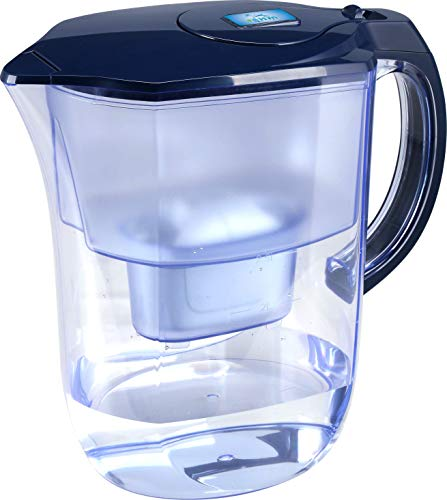 Ehm Ultra Premium Alkaline water Filter Pitcher - 3.8L, Activated Carbon Filter- BPA Free, Healthy,...