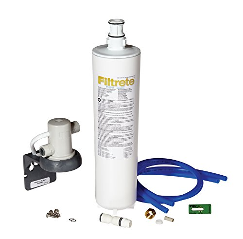 Filtrete Maximum Under Sink Water Filtration System 3US-MAX-S01
