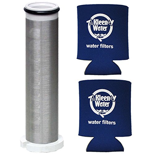 100 Mesh Stainless Steel Spin-Down Sand Separator Replacement Water Filter Screen