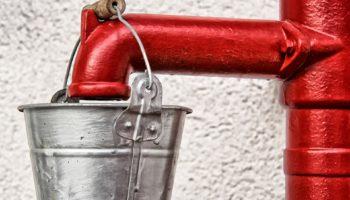 bucket water filter
