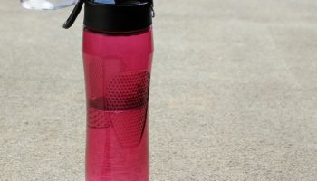 Ionic Water Filter Sports Bottle
