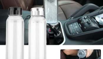car water heater