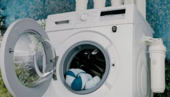 washing machine water filter