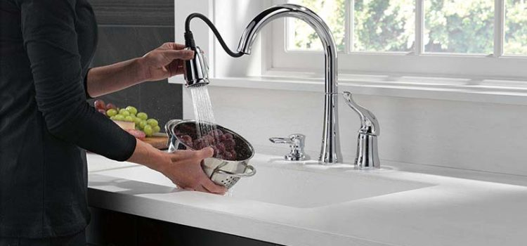 water filter for pull out faucet
