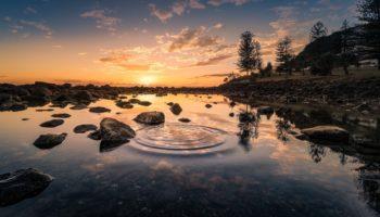 lake water filter